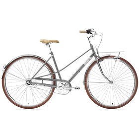 Creme Caferacer Uno City Bike Women grey